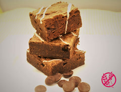 Chocolate Brownie Squares - Gluten Free