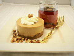 Maple Pecan Cheesecake
