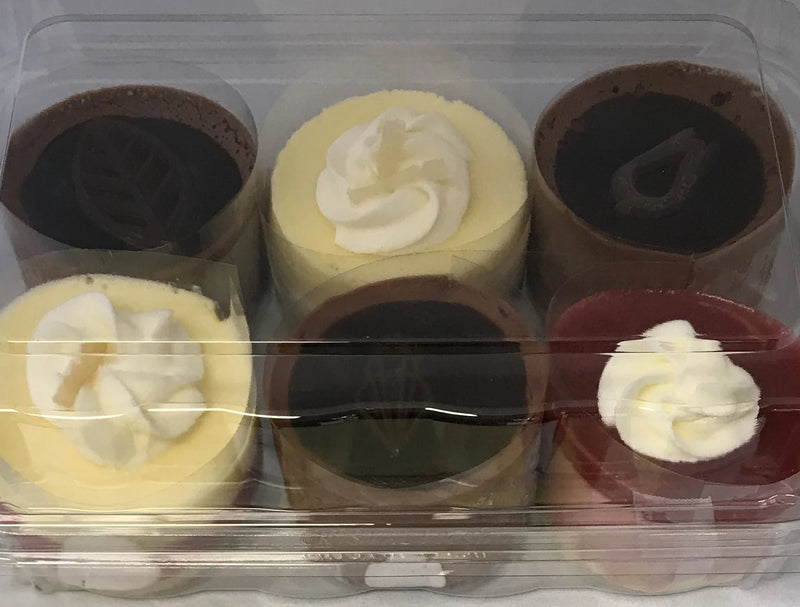 Mousse Cake Variety Pack