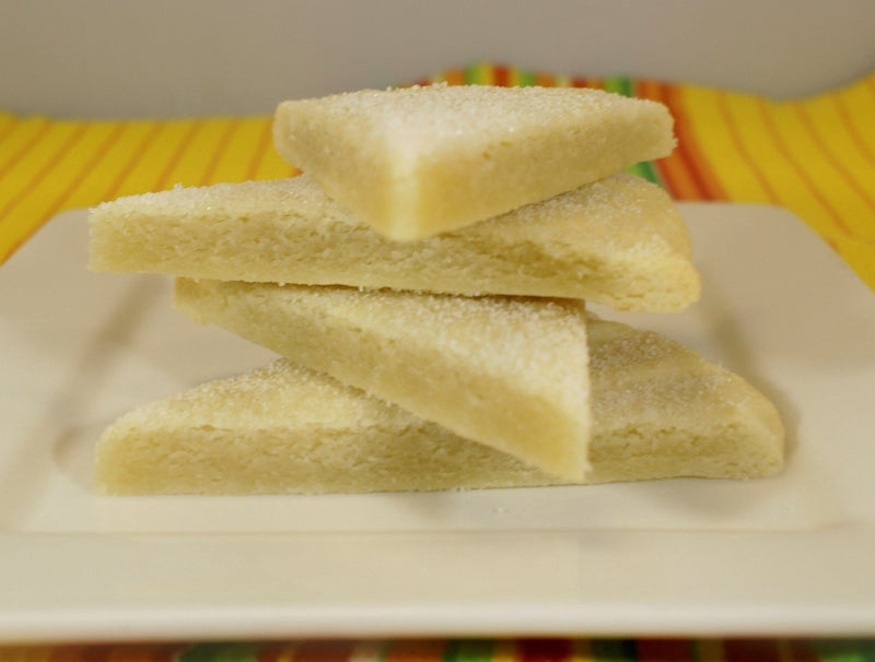 Traditional Short Bread Cookies