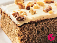 Apple Spice Cake - Vegan