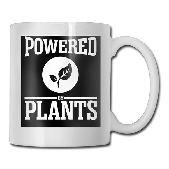 Powered By Plants Mug Variation 1