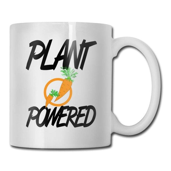 Plant Powered Mug