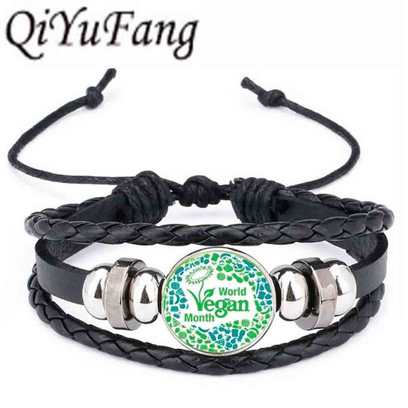 World Vegan Day Bracelet