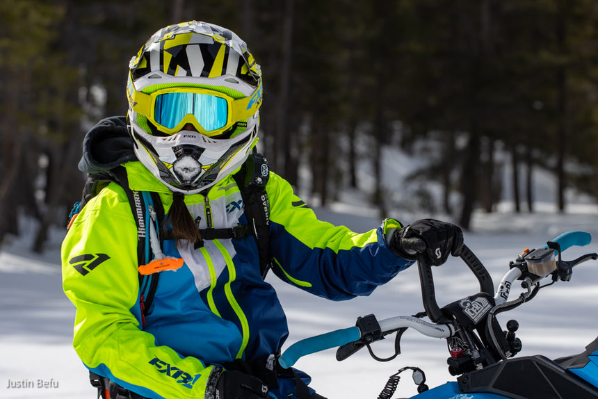 5 Fit Considerations When Buying an Avalanche Airbag: Snowmobile Edition