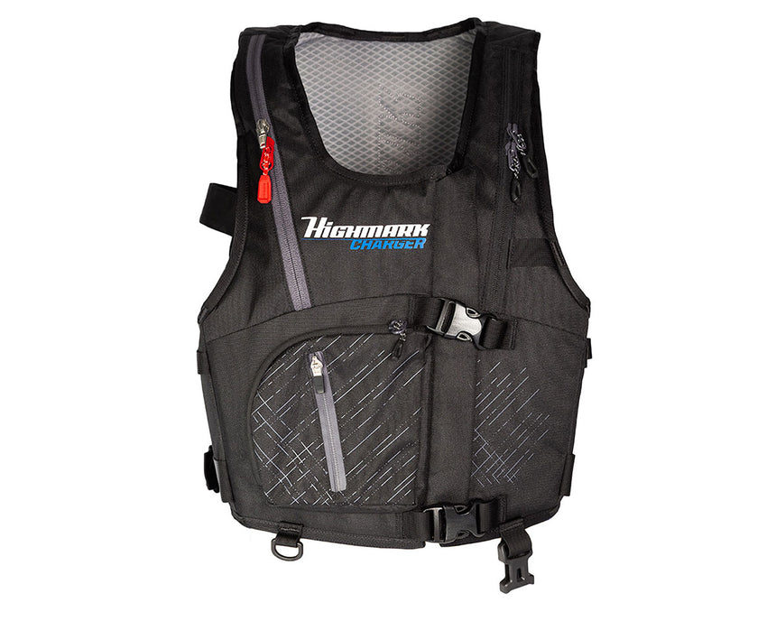 Charger X Vest 3.0 R.A.S. - Black/Smoke