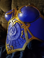 Hyrule Warriors Ganondorf Inspired Breastplate Pattern (Female)