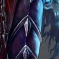 Female Death Knight Thigh Armor Pattern