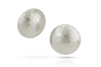 Pareure 360º Series Sterling Silver Large Stud Earrings