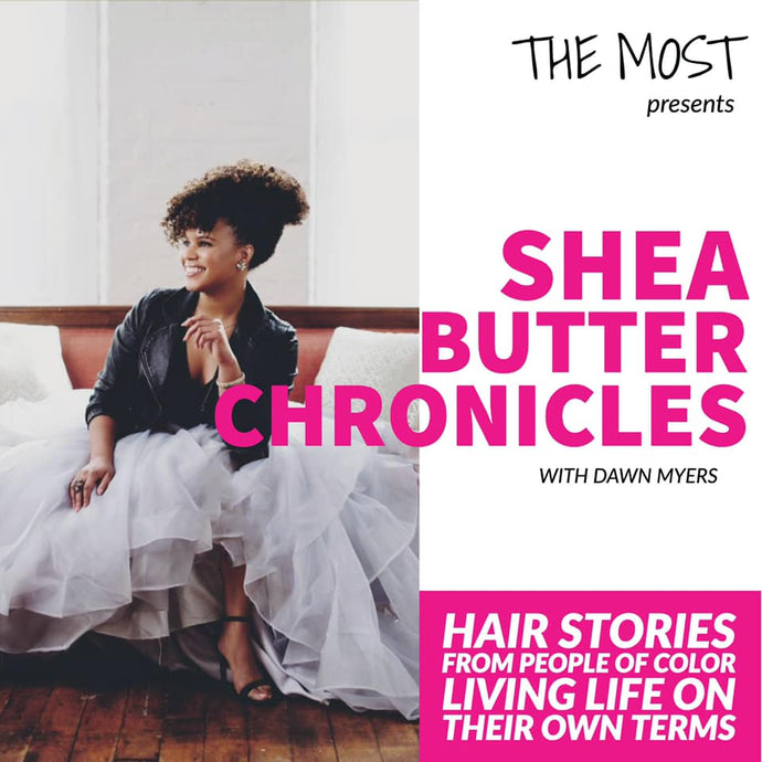 It's a bird ... It's a plane ... It's a natural hair podcast!