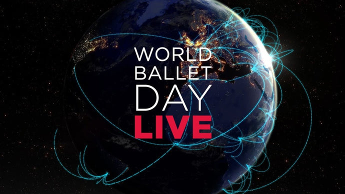 IT'S WORLD BALLET DAY, EVERYBODY!