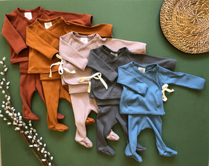 Copper Footie Pants