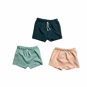 Rose Clay Play Shorts
