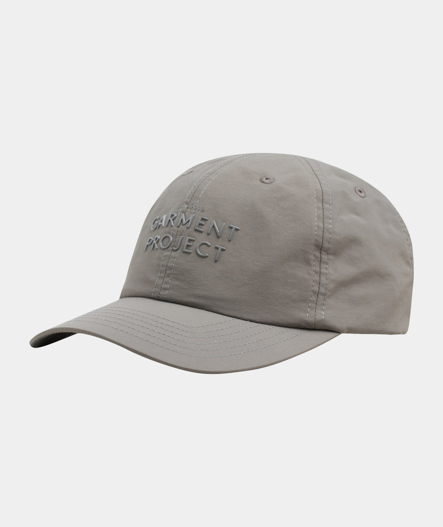 GARMENT PROJECT MAN Logo Cap / Grey Cap