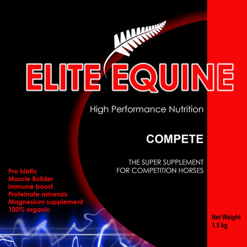 COMPETE - The Super Supplement