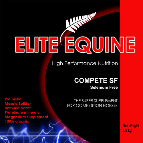 COMPETE SEL FREE - The Super Supplement