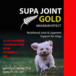 SUPA JOINT - GOLD