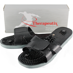 Therapeutix TENS Unit Electronic Massager Electrode Sandals - Therapeutix