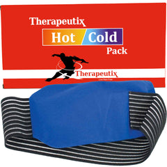 Therapeutix Hot or Cold Reusable Gel Pack Wrap - Therapeutix