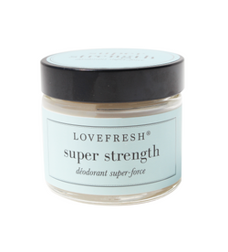 Super Strength Jar Deodorant