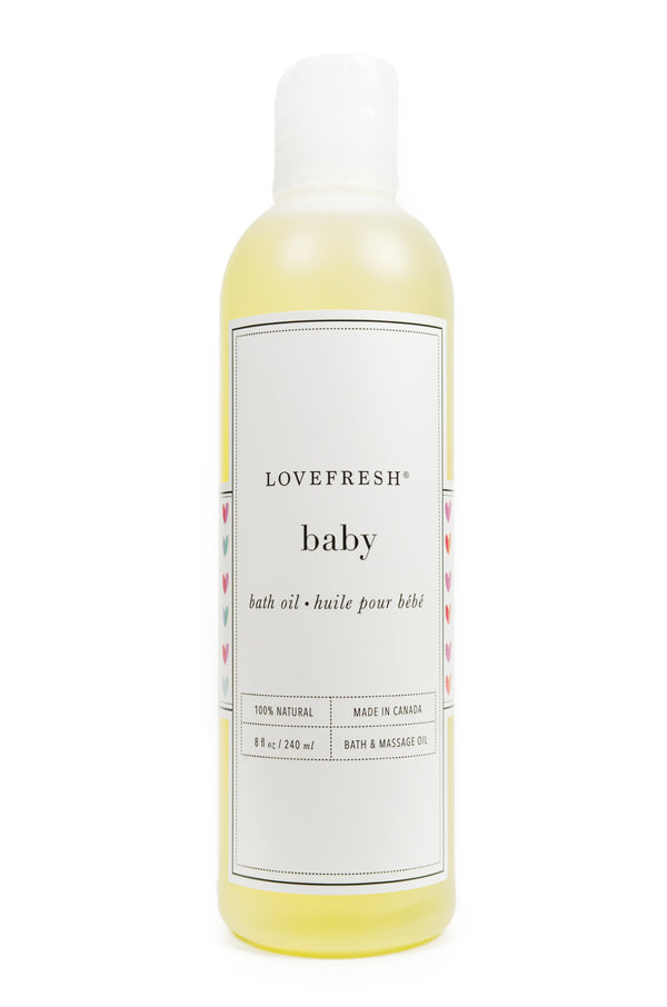 Bath and Massage Oil