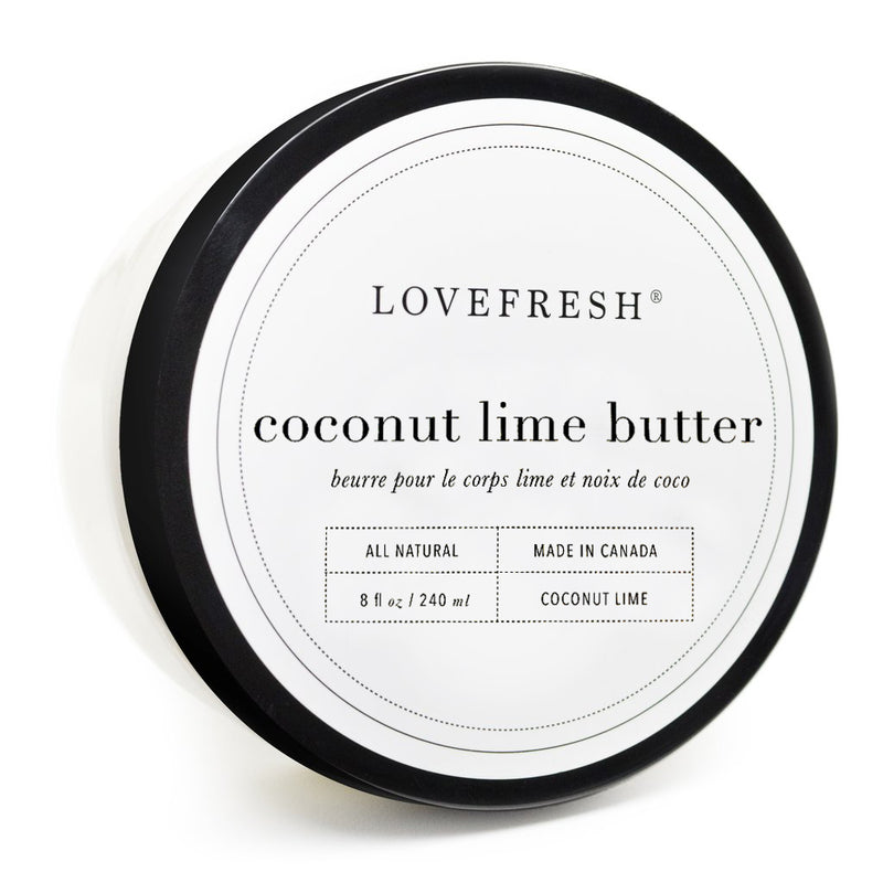 Coconut Lime Body Butter