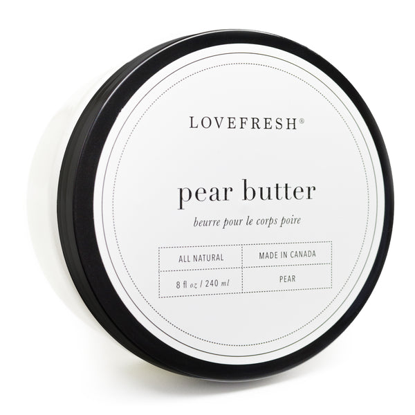 Pear Body Butter