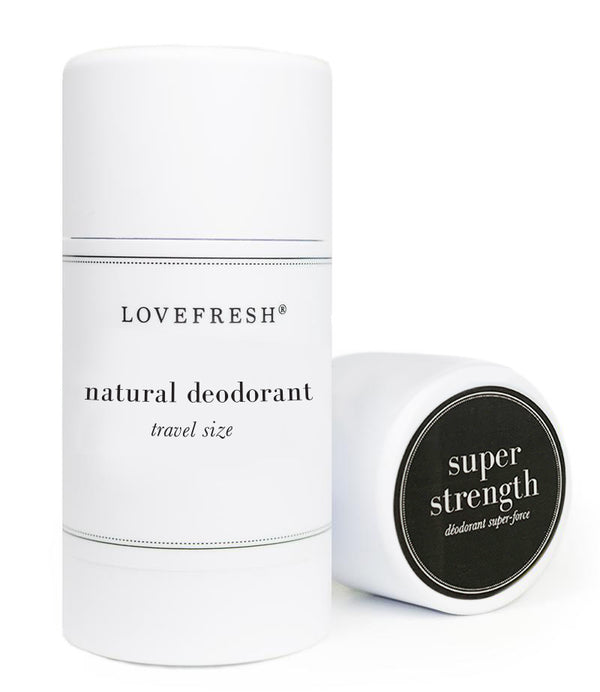 Super Strength Travel Size  Deodorant