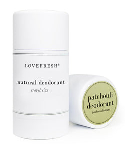 Patchouli Travel Size Deodorant