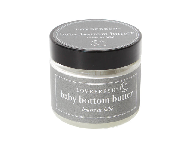 Mini Baby Bottom Butter