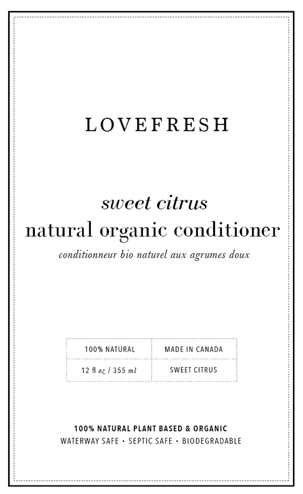 REFILL | SWEET CITRUS CONDITIONER