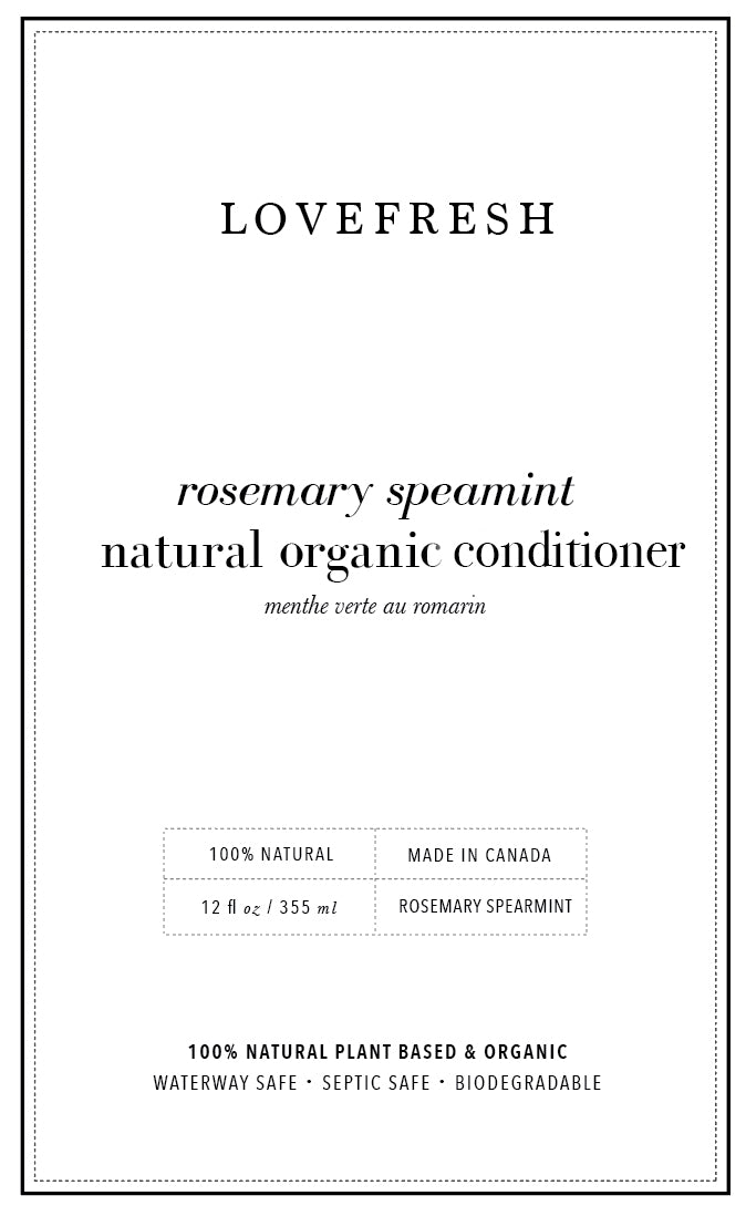 REFILL | ROSEMARY MINT CONDITIONER
