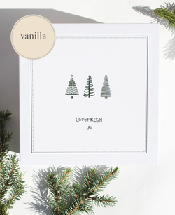 Luxury Holiday Box | Vanilla