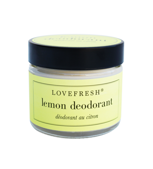 Lemon Jar Deodorant