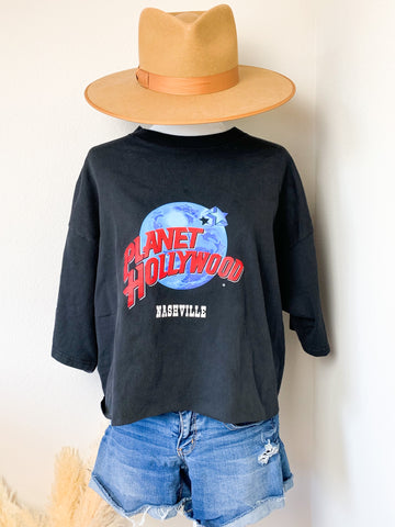 Vintage Planet Hollywood Nashville Tee