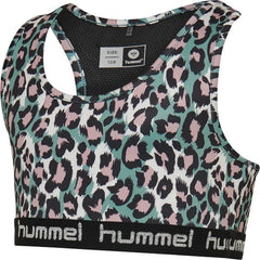 Hummel® - Junior Mimmi Sports Top (Blue)