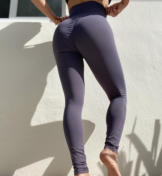 ABS2B - Emana Shape Leggings (Grey)