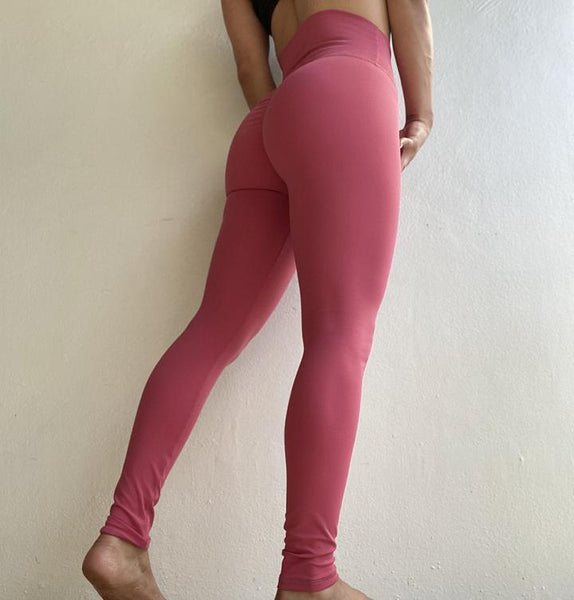 ABS2B - Emana Shape Leggings (Guava)