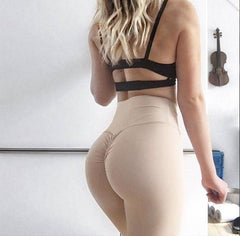 ABS2B - High Waist Leggings Marilyn (Nude)