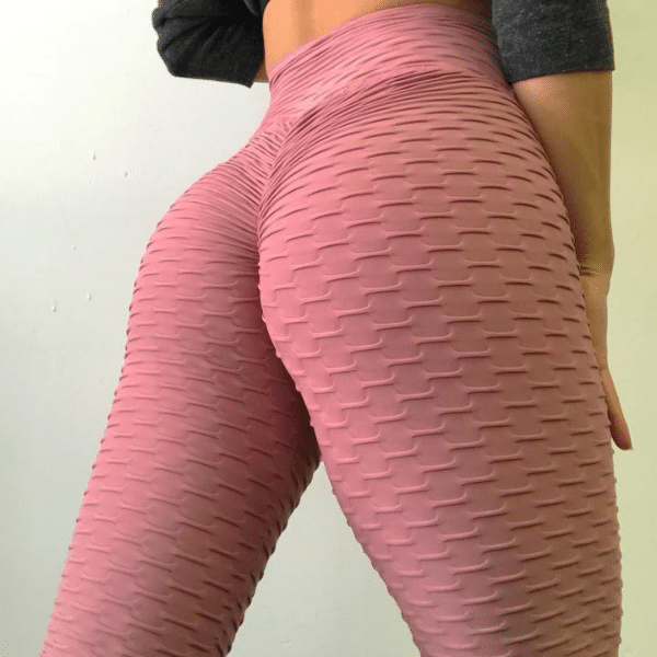 ABS2B - Zero Flaw Leggings (Dusty Rose)