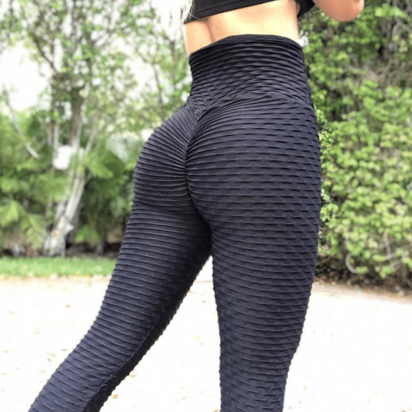 ABS2B - Zero Flaw Leggings (Black)