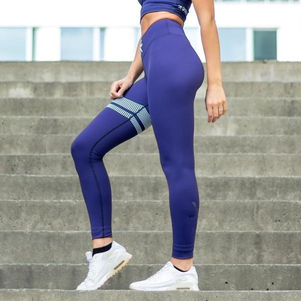 BARA - High Waist Ocean Signature Leggings