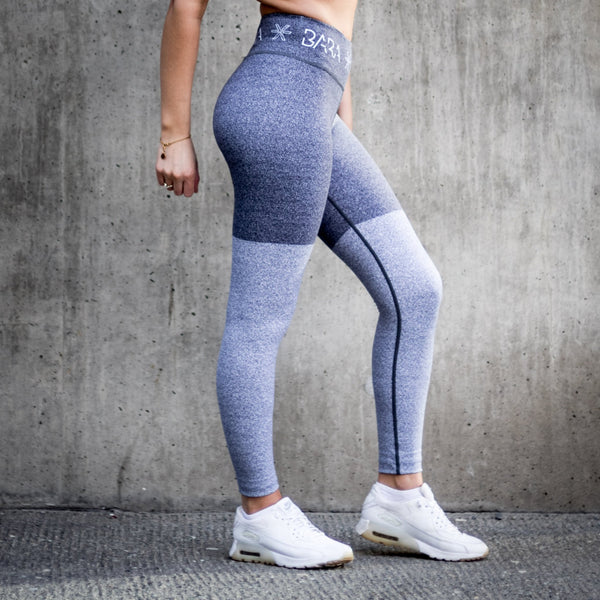 BARA - High Waist Strength North Leggings