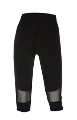 Ballop - Monica Capri Leggings (Black)