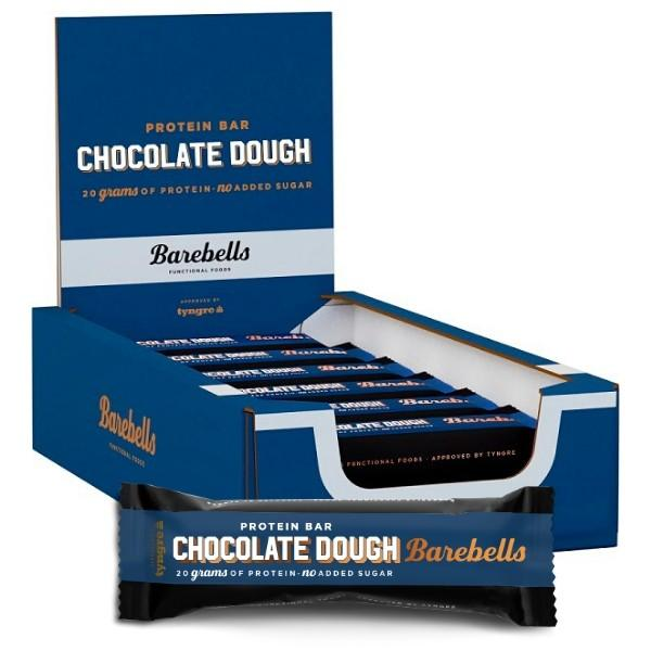 Barebells - Protein Bar Chocolate Dough (12x55g)