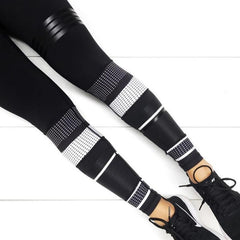Lilybod - Sasha Tarmac Air Leggings (Black)