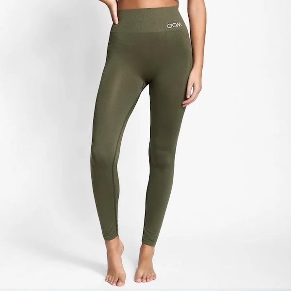 Drop of Mindfulness - Cora Leggings (Green)