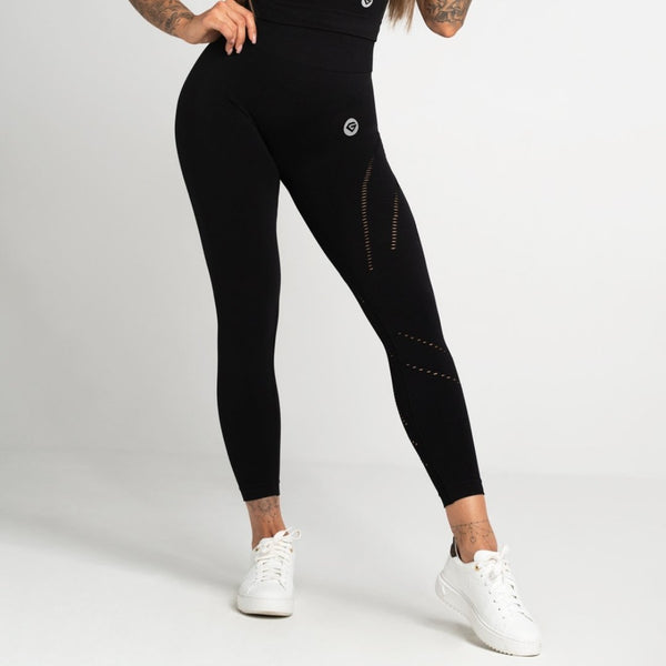 Gym Glamour - Alexa Leggings (Black)