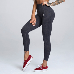 Gym Glamour - Alva Seamless Leggings (Navy)
