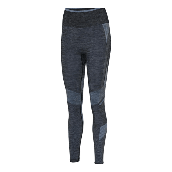 Hummel® - Sky Seamless Leggings (Blue/Grey)